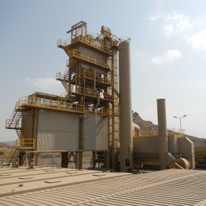 ALmix Batch Mix Asphalt Plants