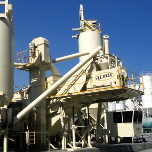 ALmix Travel Pack Mobile Asphalt Plants