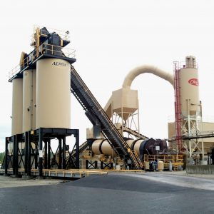 ALmix UF-Series Counter Flow Plant